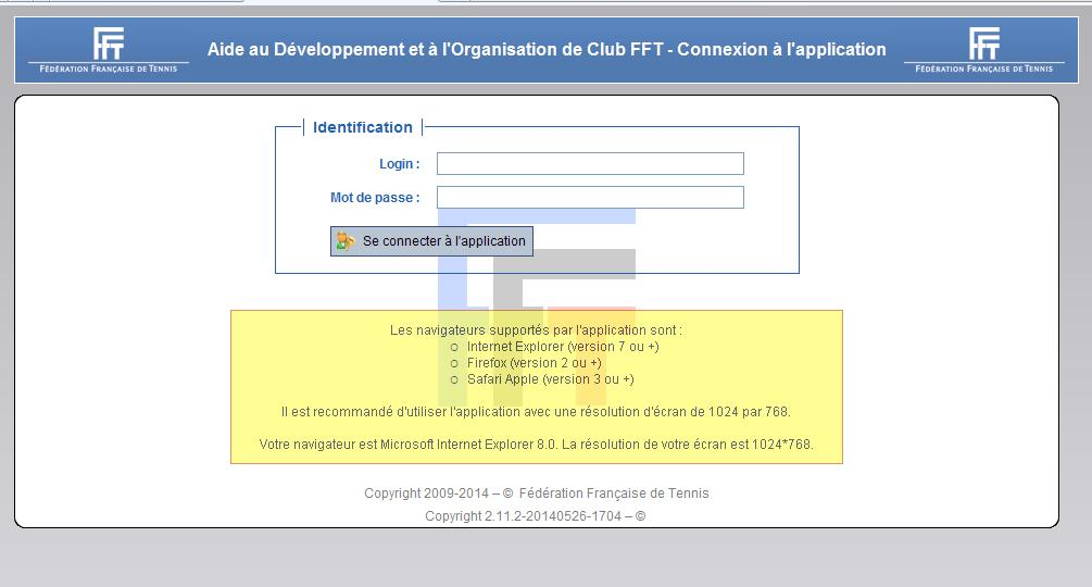 R servation adoc court tcrm for Site pour reserver un hotel